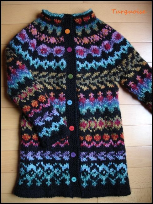Tricot scandinave