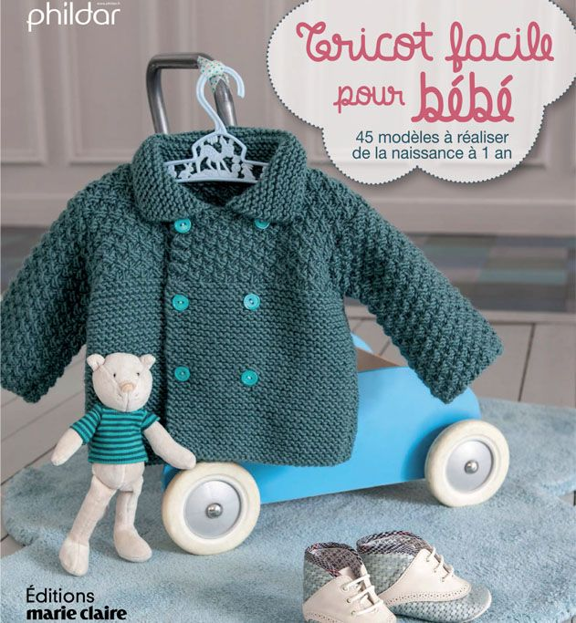 Layette facile a tricoter