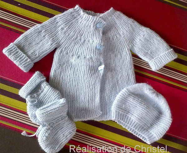 Explications gratuites layette